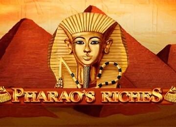 Slot Pharaos Riches dla wszystkich fanów dobrej zabawy