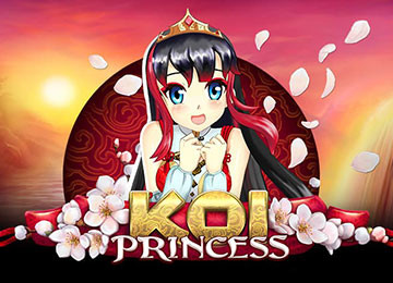 Automat Koi Princess – klasyczna gra dla wielbicieli częstych wygranych