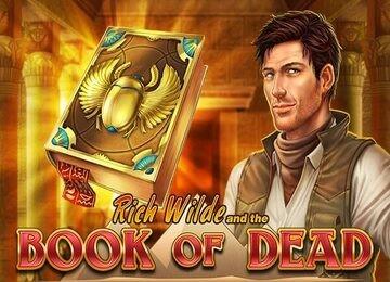 Book Of Dead — gra wykorzystująca motywy ze starożytnego Egiptu