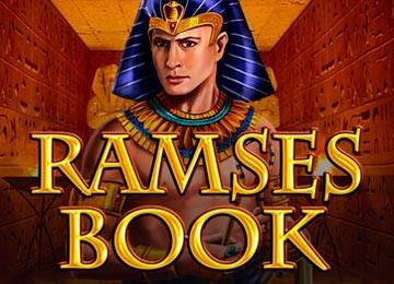 Slot Ramses Book: graj za darmo tutaj