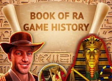 Book Of Ra Deluxe — gra z doskonałą linią fabularną